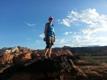 On top of the world in St George 9-2014