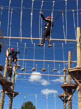 Vail Rope Course 3