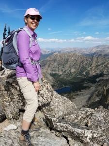 On top of Pawnee Pass 2018